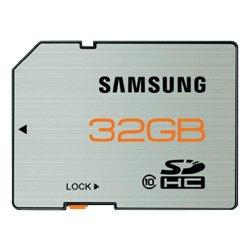 Samsung SDHC Karte 32GB Class 10 für 17,99€ inkl. Versandkosten @eBay