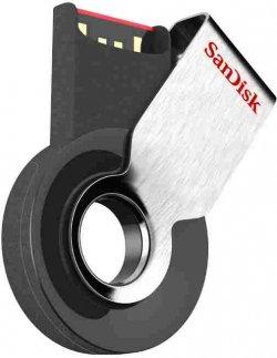 Sandisk Cruzer Orbit 8GB Mini USB Stick für 7,09€ inkl. Versand @eBay