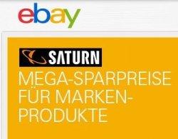 Saturn Spezialverkauf mit teilweise guten Preisen @eBay