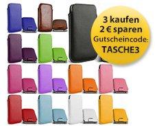 Smartphone Hüllen in 13 Farben für 3,71€ inkl. Versand! @MeinPaket (z.B. für (Samsung Galaxy, iPhone, Sony,…)