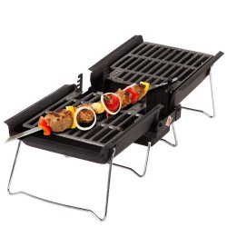 Son of Hibachi 110-100 Holzkohlegrill für 56,79€ @Amazon [Idealo: 68,95€]