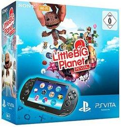 SONY PS Vita 4GB WiFi Konsole + Little Big Planet 169€ (Idealo 222,95 €) @mediamarkt