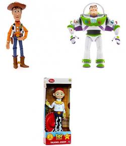 Spart 30 % auf die beliebtesten Charaktere aus Toystory @disneystore.de
