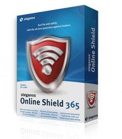 Steganos Online Shield 365 kostenlos für 6 Monate!