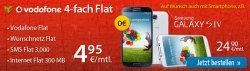 Talkline Vodafone Talk Special für 4,95 Euro monatlich statt 32,89 Euro