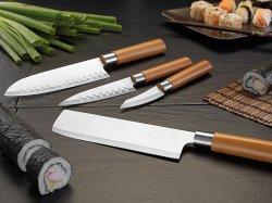 Top Küchenmesser-Set 4-tlg. Edelstahl kostenlos @pearl ohne MBW, Versand 4,90€