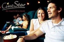 Wieder da! Cinestar Kinogutscheine für nur 28 Euro inkl. Pop@groupon.de