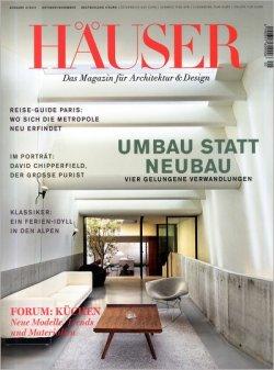 1-Jahres-Abo der Zeitschrift Häuser für effektiv 4 € mit BestChoice Gutschein