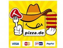 10 Euro Gutschein für Pizza.de – auf 10.000 Gutscheine limitiert!
