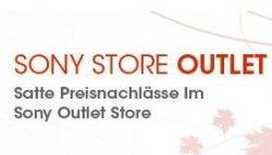 10% Rabattgutschein für den Sony Outlet Store