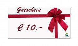10€ Gutschein ohne Mindestbestellwert – Freebies möglich z.B. Kafee + 2 Geschenke @Schwab