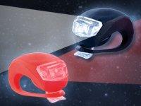 2x Lunartec LED-Fahrradlampen vorne und hinten kostenlos ohne MBW (+4,90€ Versand) bei pearl.de