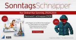 20% Gutschein für Ravensburger @Karstadt – nur am heutigen Sonntag