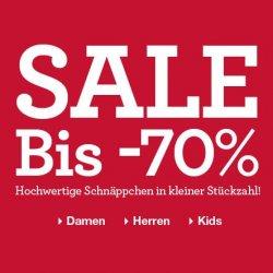 20€ Gutschein + -70% im SALE @Lands´End