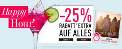 25 % Rabatt auf alle Artikel – nur heute bis 24 Uhr bei dress-for-less.de