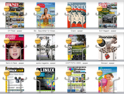 3 gratis E-Paper downloaden