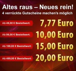 4 verrückte Gutscheine zur IFA – eine Aktion von digitalo.de