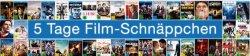 5 Tage Film-Schnäppchen mit günstigen TV-Serien, Box-Sets und Filmen auf DVD & Blu-ray auf Amazon
