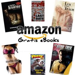 75 kostenlose Horror, Thriller, Erotik, Fantasy und Manga eBooks bei Amazon