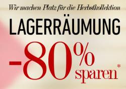80% Rabatt wegen Lagerräumung @dress for less für nur 48 Stunden