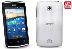Acer Liquid Z110 Fingershot Android Smartphone nur noch 66,66€ inkl. Versand @ebay