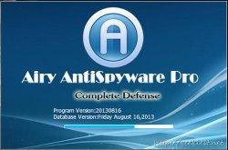 Airy AntiSpywar Pro 2013 kostenlos statt 69$