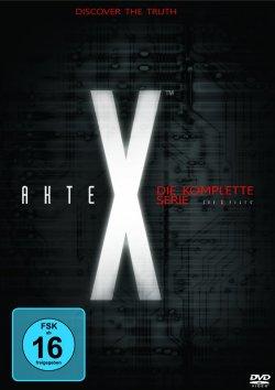 Akte X – Die komplette Serie (53 DVD´s) für 59,97 Euro inkl. Versand auf Amazon