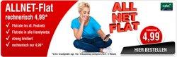 Allnet-Flat für nur 4,90€ pro Monat @Handybude – Dealtext lesen!