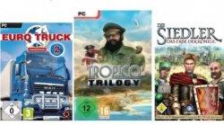 Amazon-Deal PC-Games der Woche als Download, z.B. Die Siedler Das Erbe der Könige für 3,97€ oder die Tropico Trilogy für 7,97€