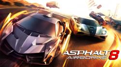 Asphalt 8: Airborne für iOS kostenlos