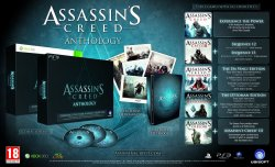 Assassins Creed: Anthology (Xbox 360) für ca. 95 Euro (statt 137,90 Euro Idealo) bei Amazon.uk