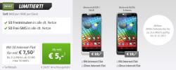 Base Pur + Motorola RAZR i für 158,95 (verteilt über 24 Monate) @Sparhandy + Gutschein