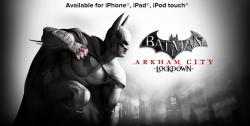 Batman Arkham City Lockdown kostenlos für iOS statt 5,49 €