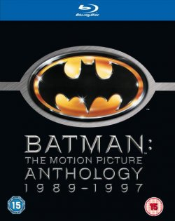 Batman – The Motion Picture Anthology 1989 – 1997 (4 Blu-rays) für 15,33 Euro bei zavvi.com