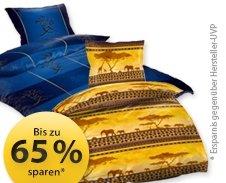 Bettwäsche ab 5€ + versandkostenfrei @meinpaket