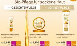 Bio-Kosmetik von Yves Rocher jetzt bis zu 50% reduziert