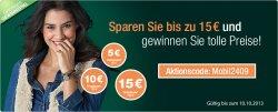 Bis zu 15€ Rabatt bei Galeria Kaufhof – auch auf Sale-Ware