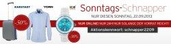 Bis zu -50% auf Herren Businesshemden + -30% Rabatt auf Ice Watches @Karstadt ab Sonntag