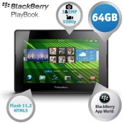 BlackBerry PlayBook 64GB (refurbished) für 89€ beim iBOOD Extra + Versand