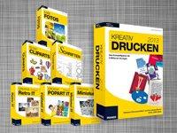 Das große Franzis Grafik- und Druckpacket auf DVD bei Pearl für 4,90€