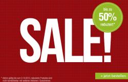 Delinero: 10 Euro Gutschein ohne Mindestbestellwert + Sale mit bis zu -50%