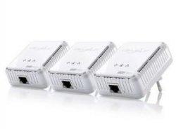 Devolo dLAN 500 AVmini 3er Kit mit 500MBit/s für nur 79,90€ +Versand bei notebooksbilliger [Idealo: 116,99€]