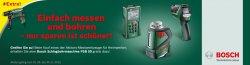 Ein Bosch Messtechnik Produkt ab 99,99€ bestellen und eine Bosch Schlagbohrmaschine (Wert 49,99€) gratis dazu@svh24.de