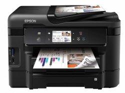 Epson WorkForce WF-3540DTWF Multifunktionsdrucker für 119 Euro inkl. Versand ( statt 146,47 Euro Idealo) bei comtech