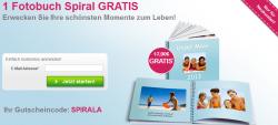 Fotobuch mit 30 Seiten für 5,90€ inkl. Versand @photobox