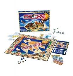 Gesellschaftsspiel Monopoly Weltreise für nur 19,99€ inkl. Versand (Idealo 29,95€) @Kaufhof