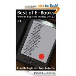 Gratis: Best of eBooks Anthologie mit Texten von 23 Indie-Autoren.
