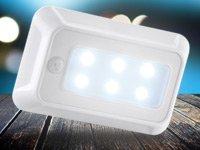 GRATIS, LED-Nachtlicht Lunartec mit Bewegungsmelder @pearl, nur Versandkosten in Höhe von 4,90 €
