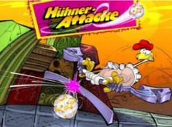 Gratis PC-Game: Hühner-Attacke @Amazon