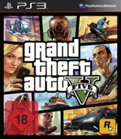 GTA V – Aktion XBOX360 oder PS3 nur 59,99€ + 3€ @mymediawelt.de